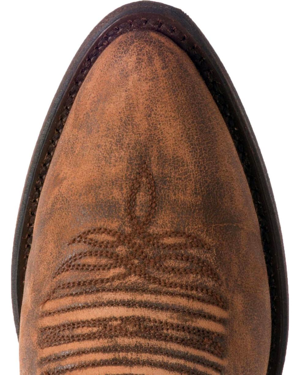 Laredo Women's Radical Blameless Arrow Cowgirl Boots - Medium Toe, Tan, hi-res