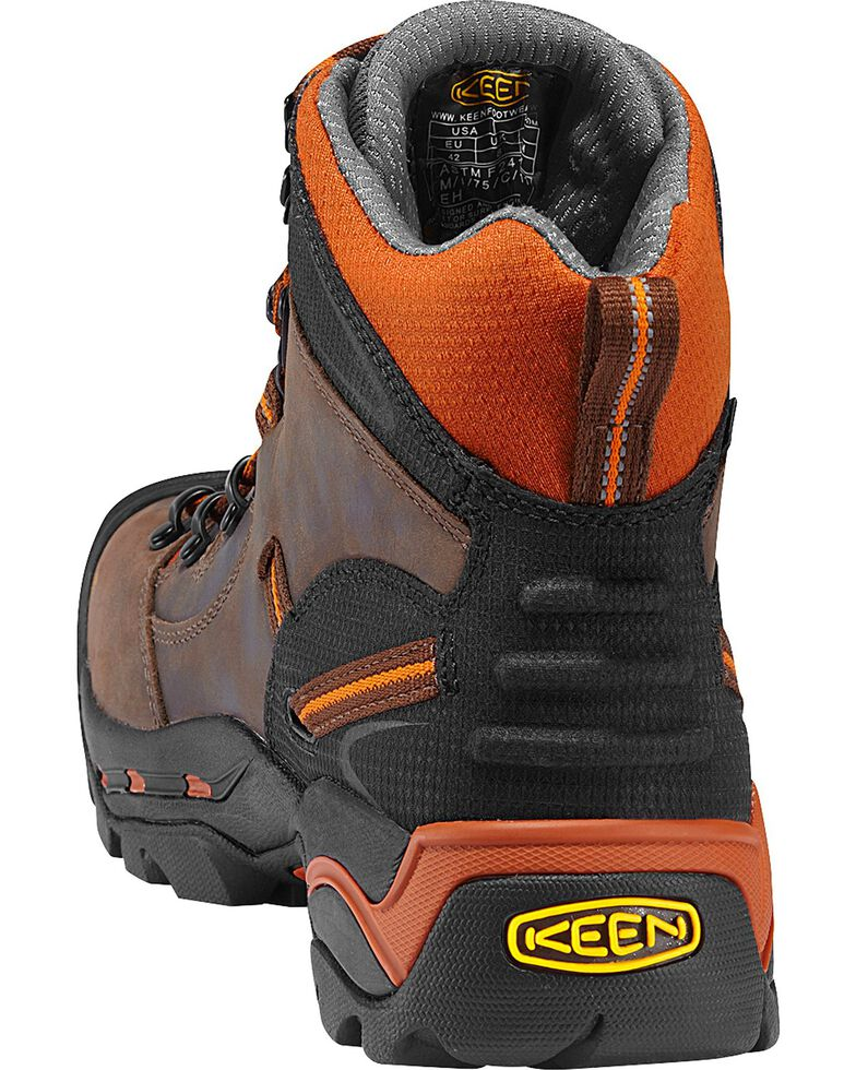 2bc397968d3 Keen Men's Pittsburgh Waterproof Soft Toe Boots