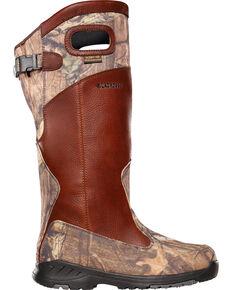 LaCrosse Men's Adder Scent HD Mossy Oak Snake Boots, Camouflage, hi-res