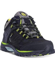McRae Men's Steel Toe Hiking Shoes, Black, hi-res