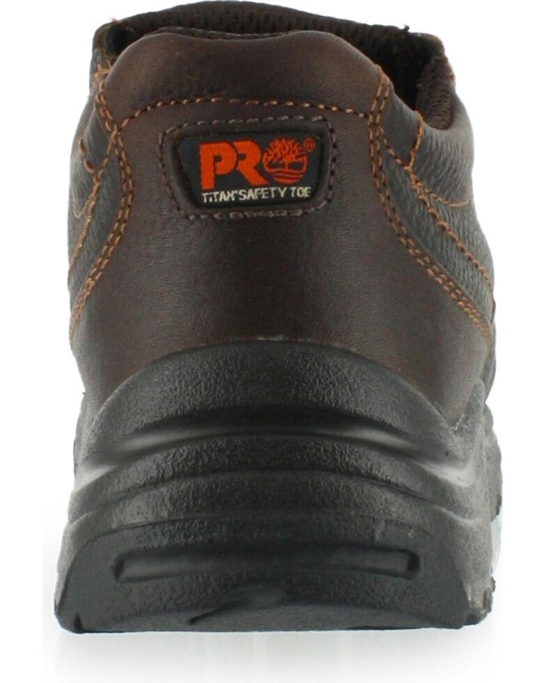 Timberland Pro Men's TITAN Work Shoes, Brown, hi-res
