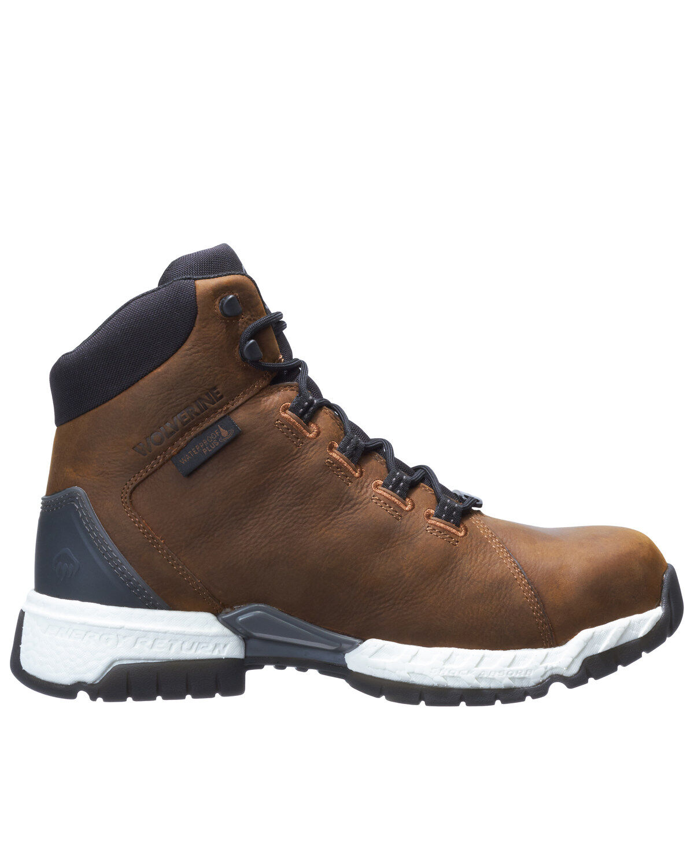 I-90 Rush Work Boots - Soft Toe   Boot Barn