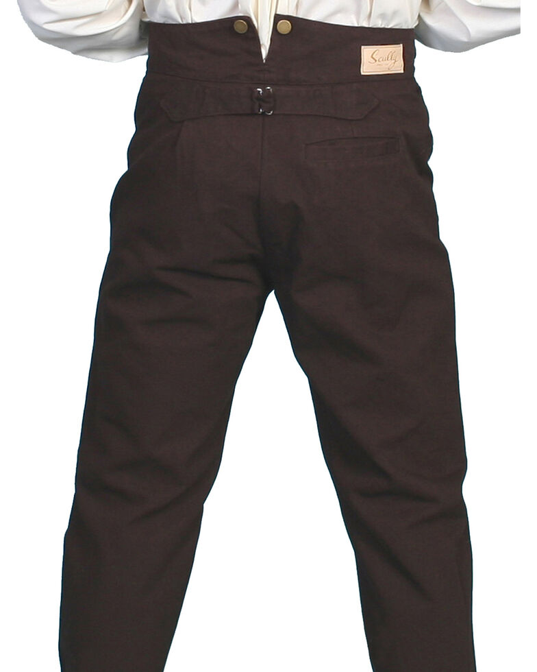 Rangewear by Scully Canvas Pants - Tall, Walnut, hi-res