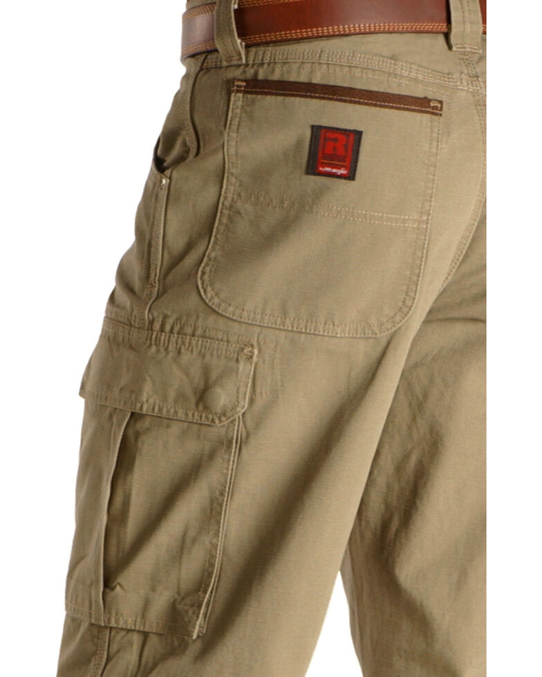 db6afa284c Zoomed Image Riggs Workwear Men's Ranger Pants, Bark, hi-res