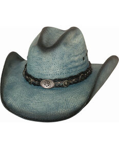 Bullhide Women s Into You Straw Hat 87c62658f58