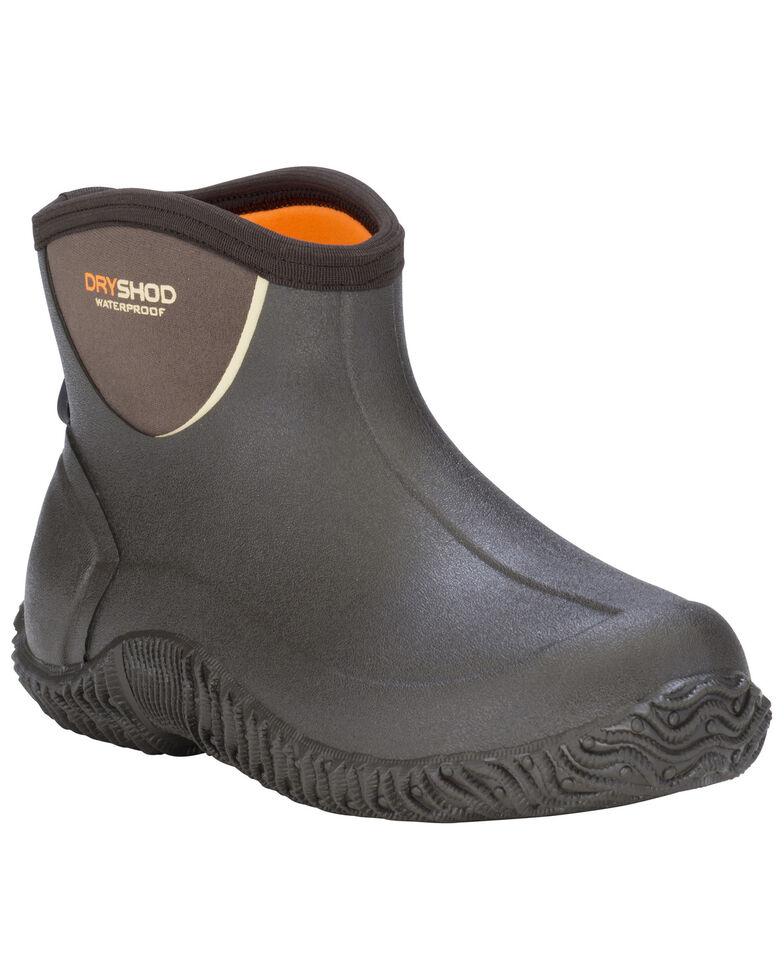 Dryshod Men's Legend Camp Ankle Boots, Beige/khaki, hi-res