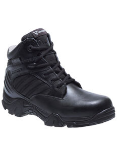 Bates Women's GX-4 Work Boots - Soft Toe, Black, hi-res