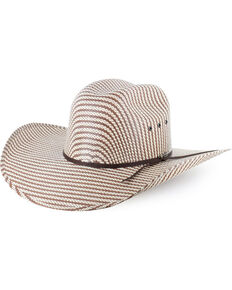 Tony Lama Men's 25X Rio Straw Hat, Multi, hi-res