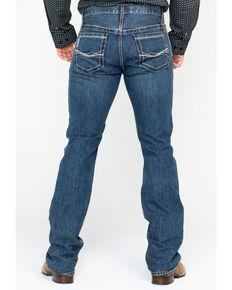 Cinch Men's Ian Slim Fit Bootcut Jeans , Indigo, hi-res