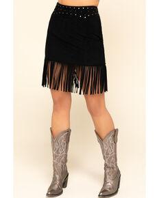 Idyllwind Women's Shake It Up Skirt , Black, hi-res