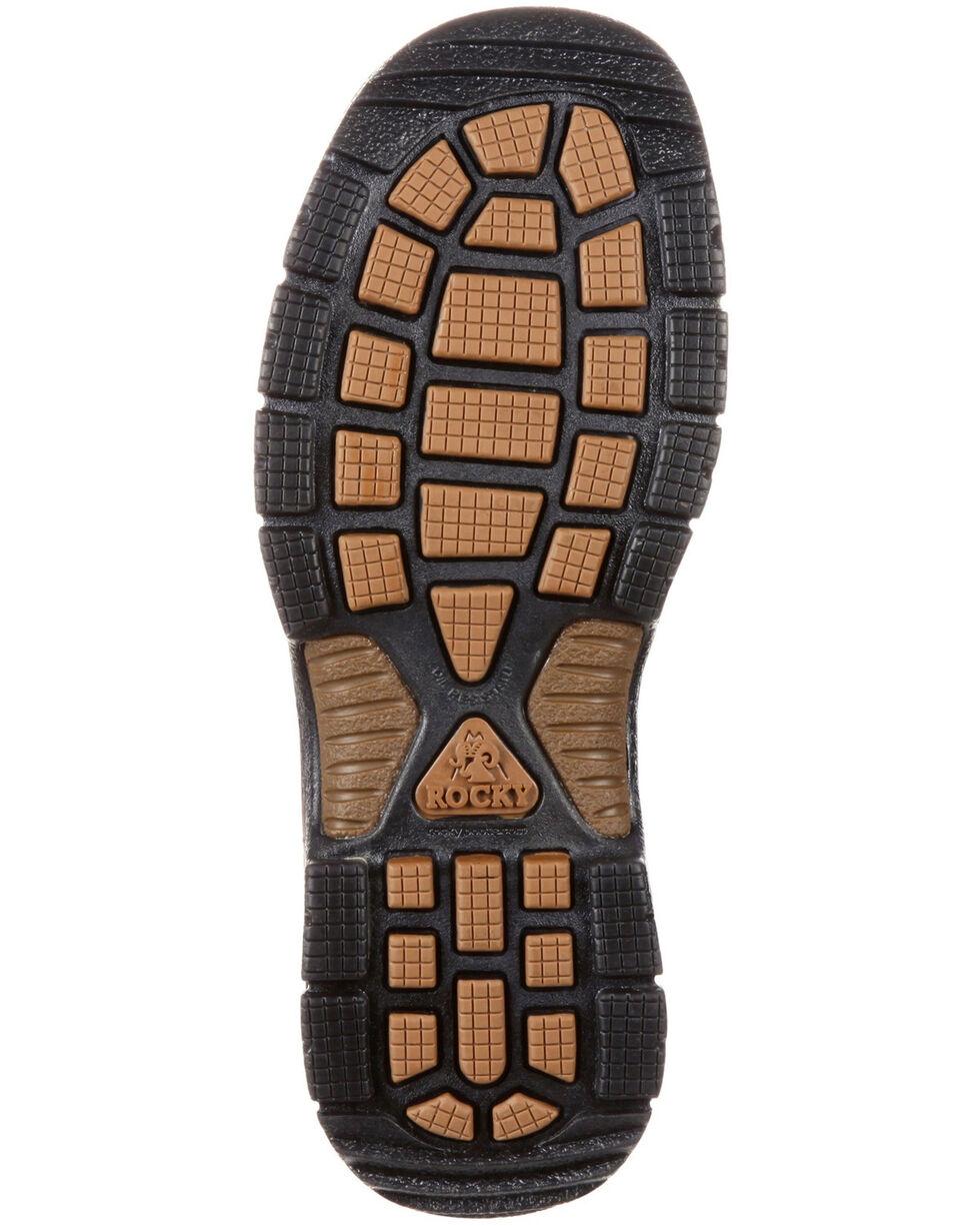 Rocky Men's Mobilite Composite Toe Waterproof Western Work Boots, , hi-res