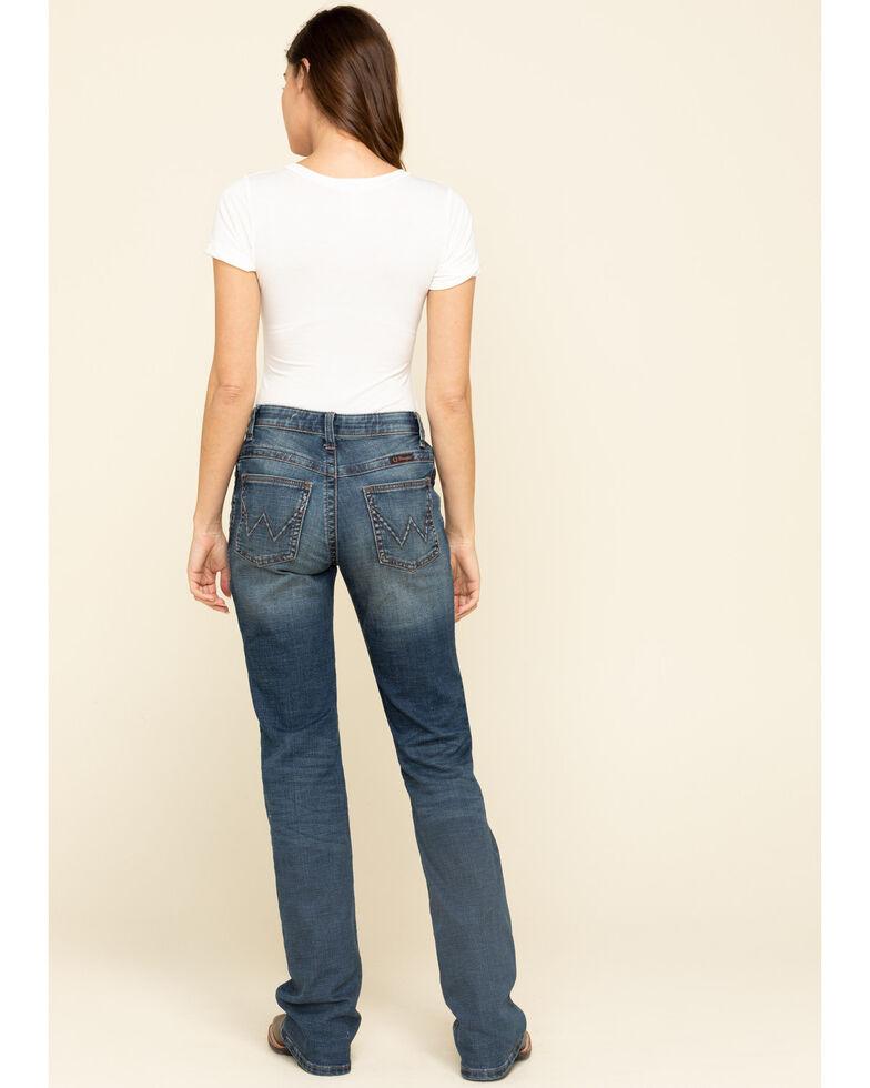 Wrangler Women's Medium Willow Riding Jeans , Blue, hi-res