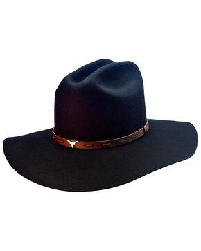 Silverado Women's Johanna Western Hat  , Black, hi-res