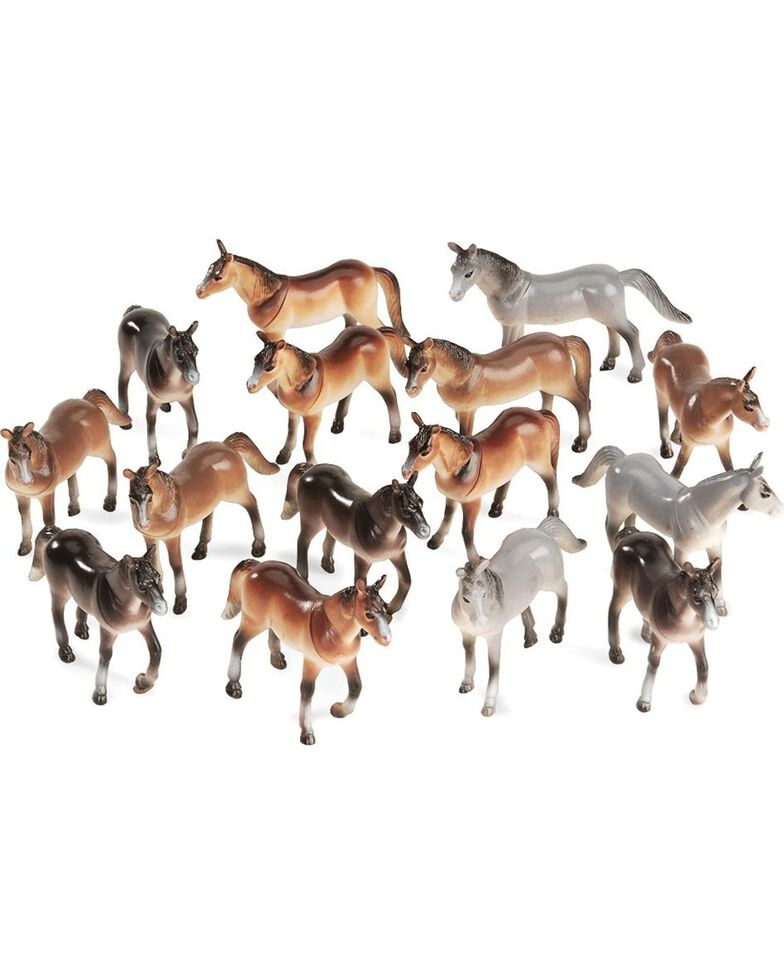 M&F Western Kid's Horses Play Set, Multi, hi-res