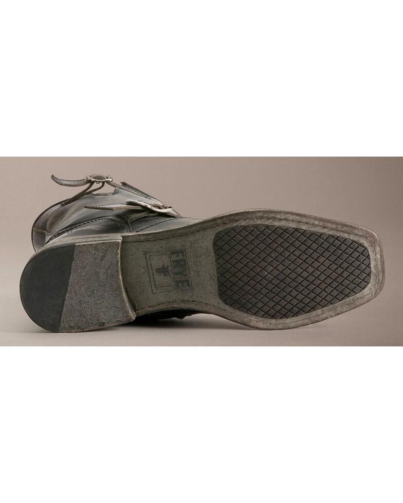 Frye Smith Engineer Stonewashed Boots, Black, hi-res