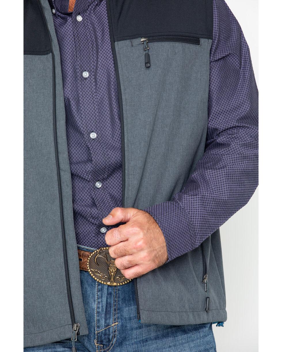 Cody Core Men's Rightwood Bonded Vest - Big & Tall , Black, hi-res