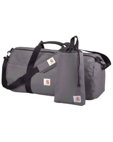 Carhartt Grey Trade Medium Utility Pouch Work Duffel Bag , Grey, hi-res