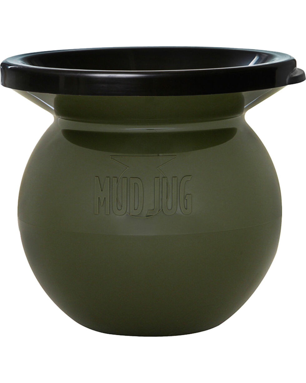 Solid Mud Jug Portable Spittoon, , hi-res
