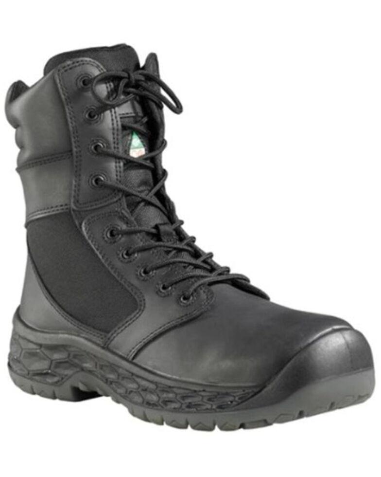 Baffin Men's Black Ops Waterproof Work Boots - Composite Toe, Black, hi-res