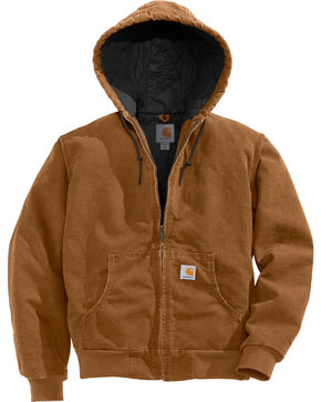 Carhartt Active Sandstone Jacket, Brown, hi-res