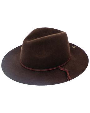 Peter Grimm Esben Wool Hat, Brown, hi-res