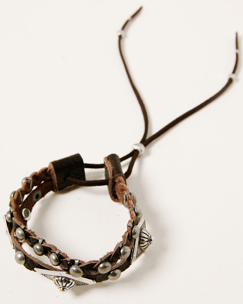 Idyllwind Women's Can't Be Tamed Bracelet, Silver, hi-res