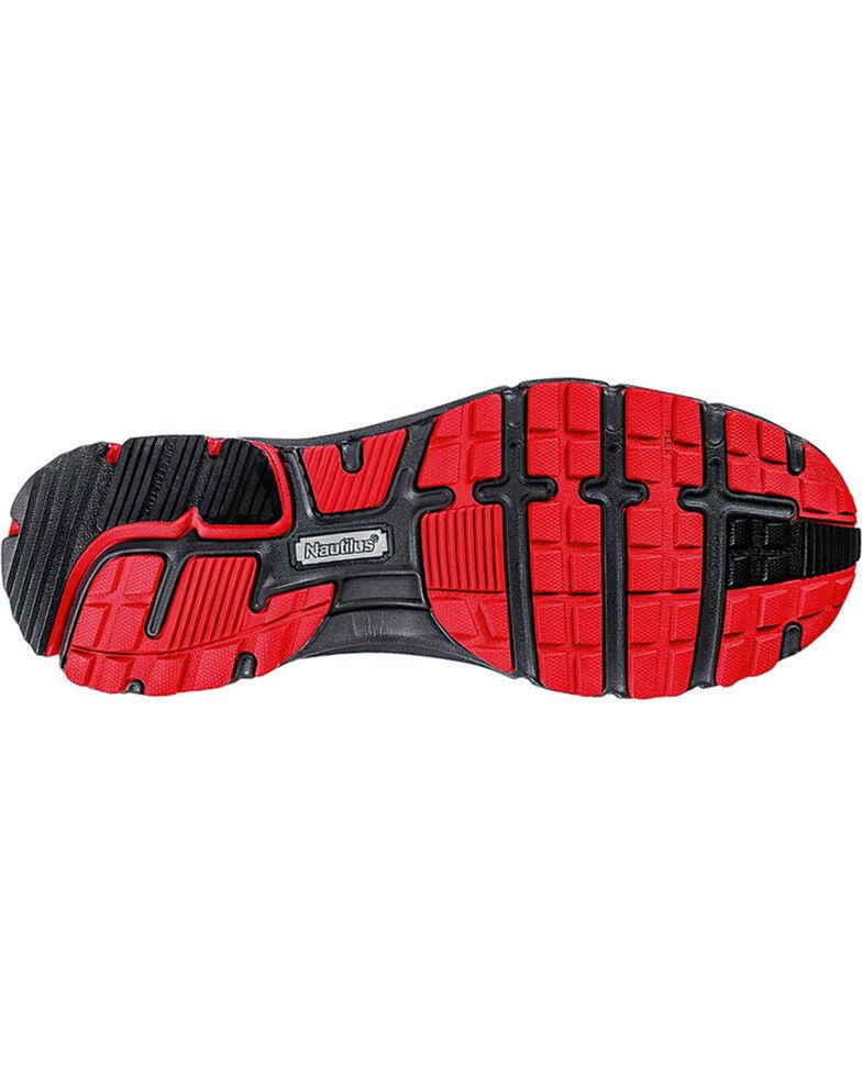 Nautilus Men's Steel Toe ESD Lace Up Athletic  Shoes, Grey, hi-res