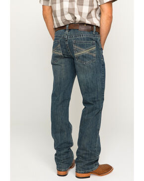 Cody James® Men's Dusty Trail Slim Boot Cut Jeans, Indigo, hi-res