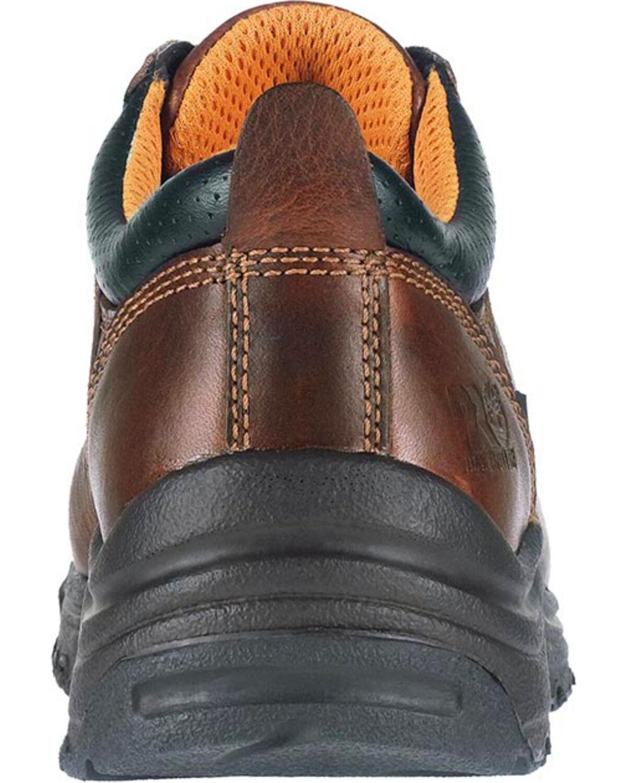 Titan Oxford Work Shoes - Alloy Toe