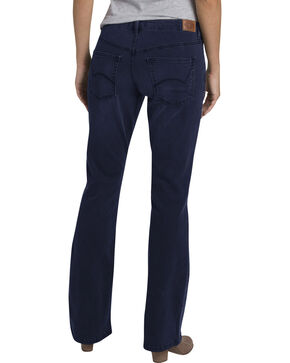 Women's Dickies Perfect Shape Stretch Denim Jeans - Boot Cut, Indigo, hi-res