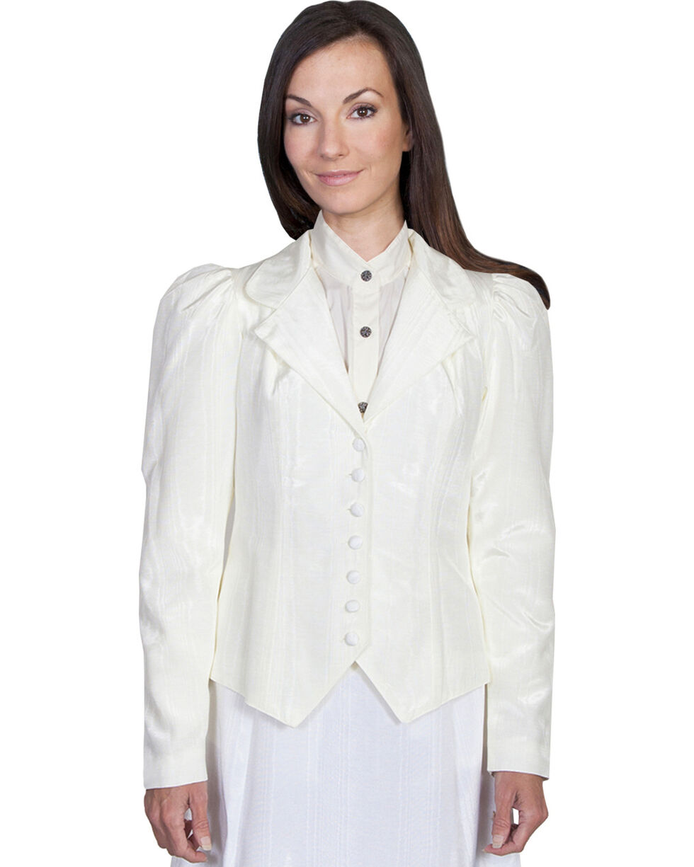 Scully Classic 19th Century Jacket, Natural, hi-res