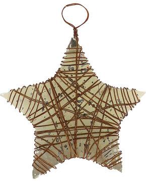 BB Ranch® Wire Star Ornament, No Color, hi-res