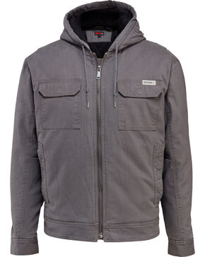 Wolverine Men's Lockhart Jacket, Slate, hi-res