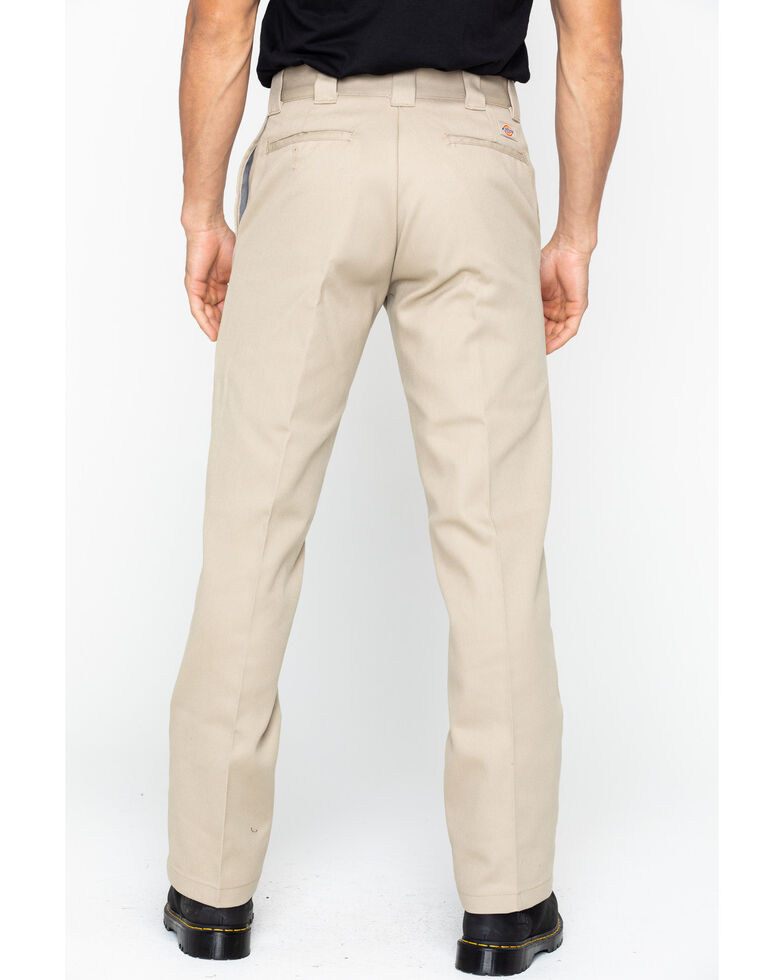 Dickies Men's 874 Flex Work Pants, Sand, hi-res