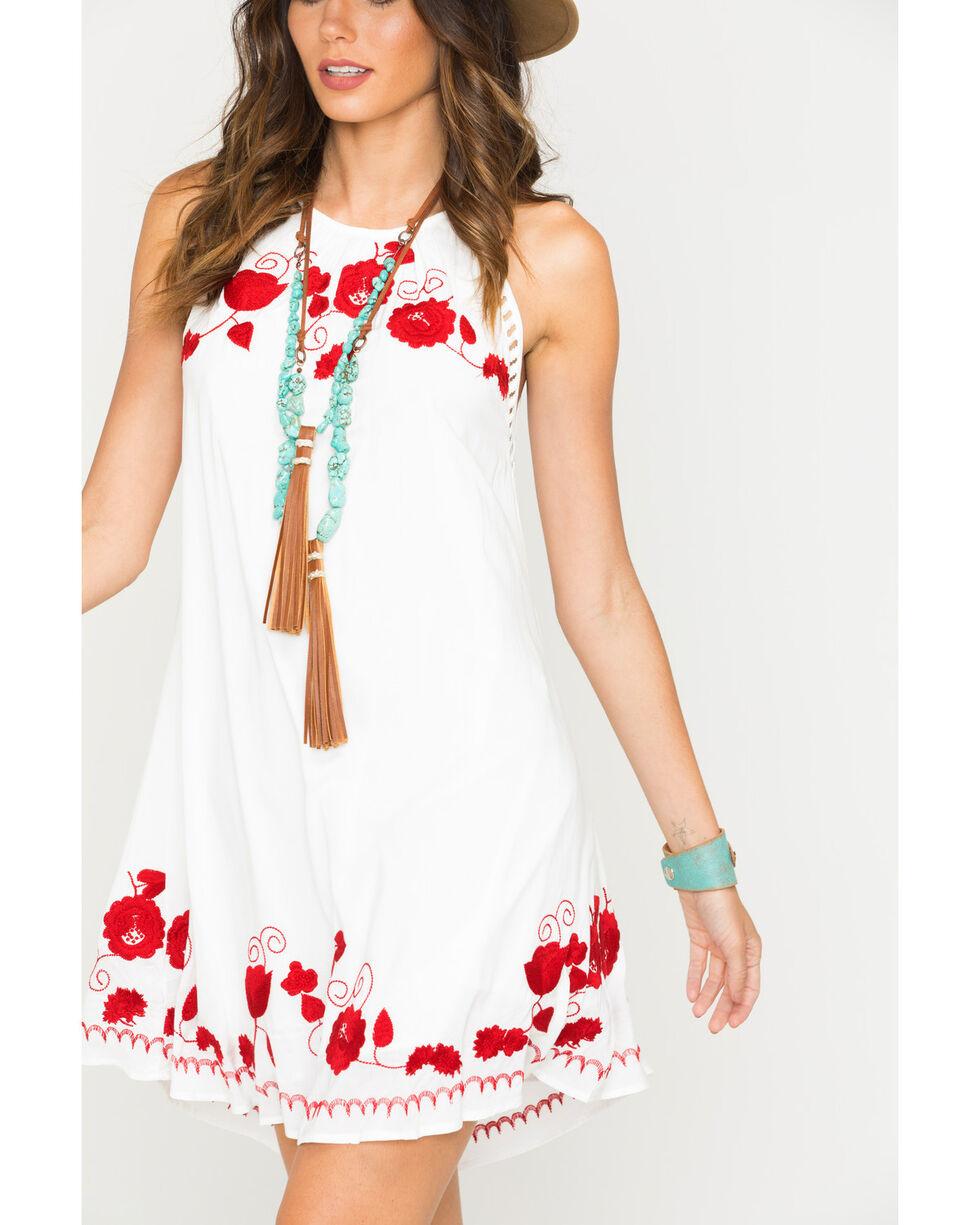 Tasha Polizzi Women's Ivory Kendall Dress , Ivory, hi-res
