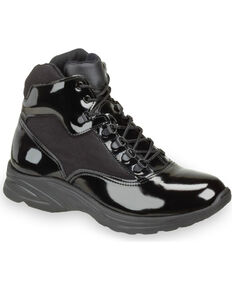 Thorogood Men's Uniform Classics Cross-Trainer Plus Boots, Black, hi-res