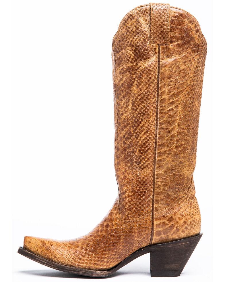 Idyllwind Women's Strut Western Boots - Snip Toe, Cognac, hi-res