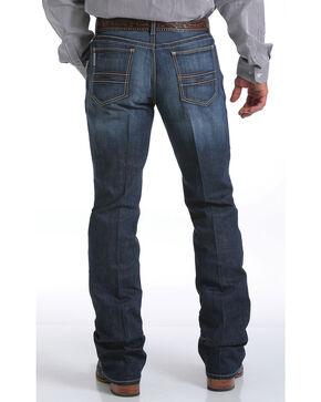 Cinch Men's Ian Dark Rinse Slim Fit Jeans - Boot Cut, Indigo, hi-res