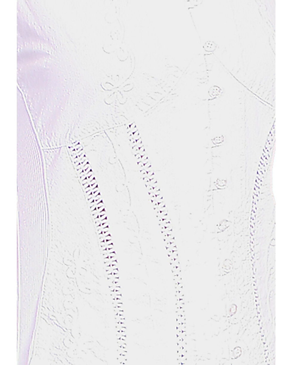 Scully Women's Sleeveless Blouse, White, hi-res