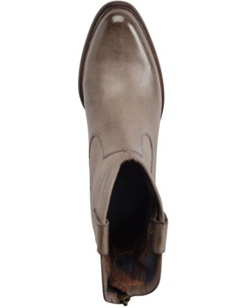 Born Women's Wynd Western Booties - Round Toe, Grey, hi-res