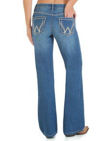Wrangler Women's Shiloh Ultimate Riding Jeans, Blue, hi-res