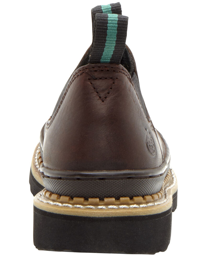 Georgia Kid's Little Giant Romeo Casual Shoes, Brown, hi-res