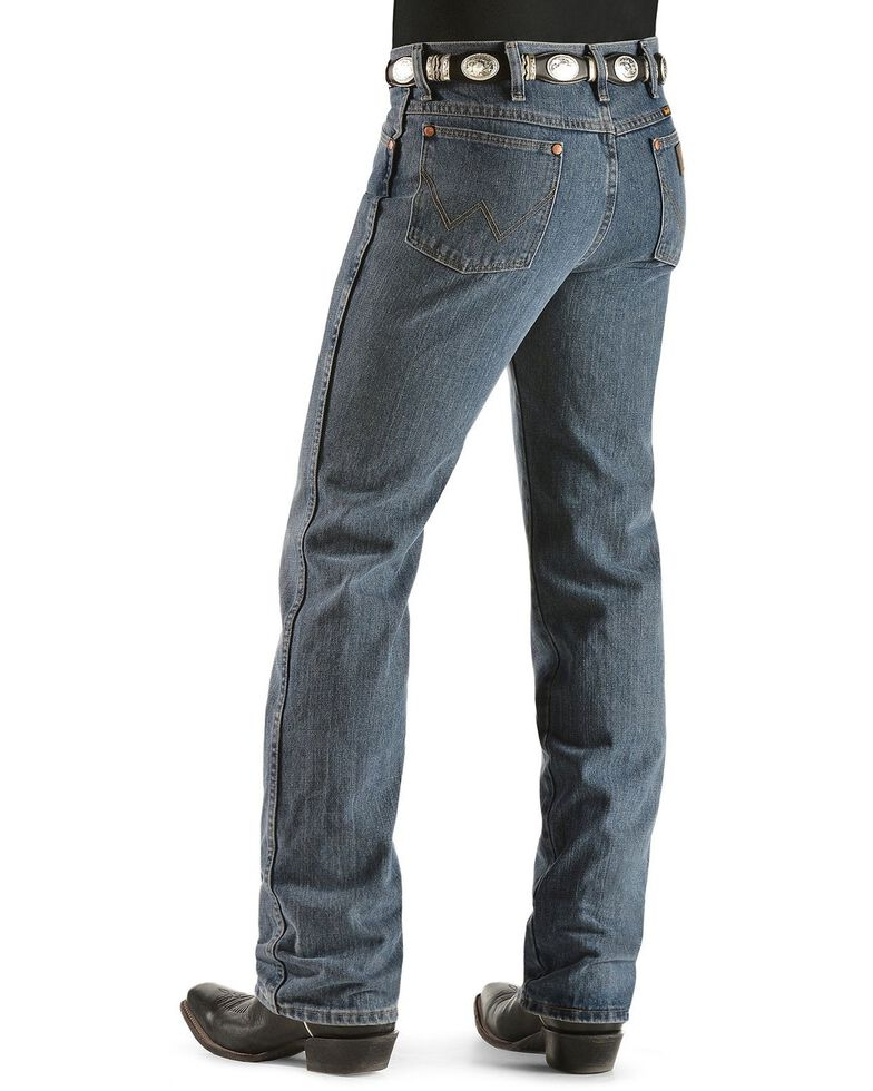 Wrangler 936 Cowboy Cut Slim Fit Prewashed Jeans, Rough Stone, hi-res
