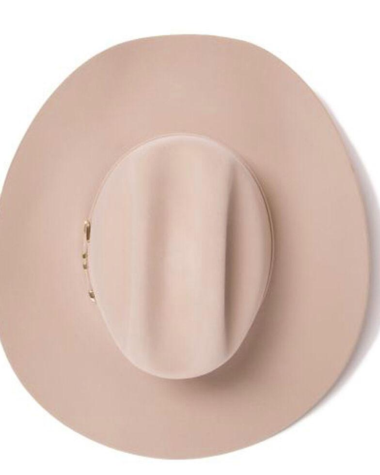Stetson Men's Diamante 1000X Fur Felt Cowboy Hat, Silver Belly, hi-res