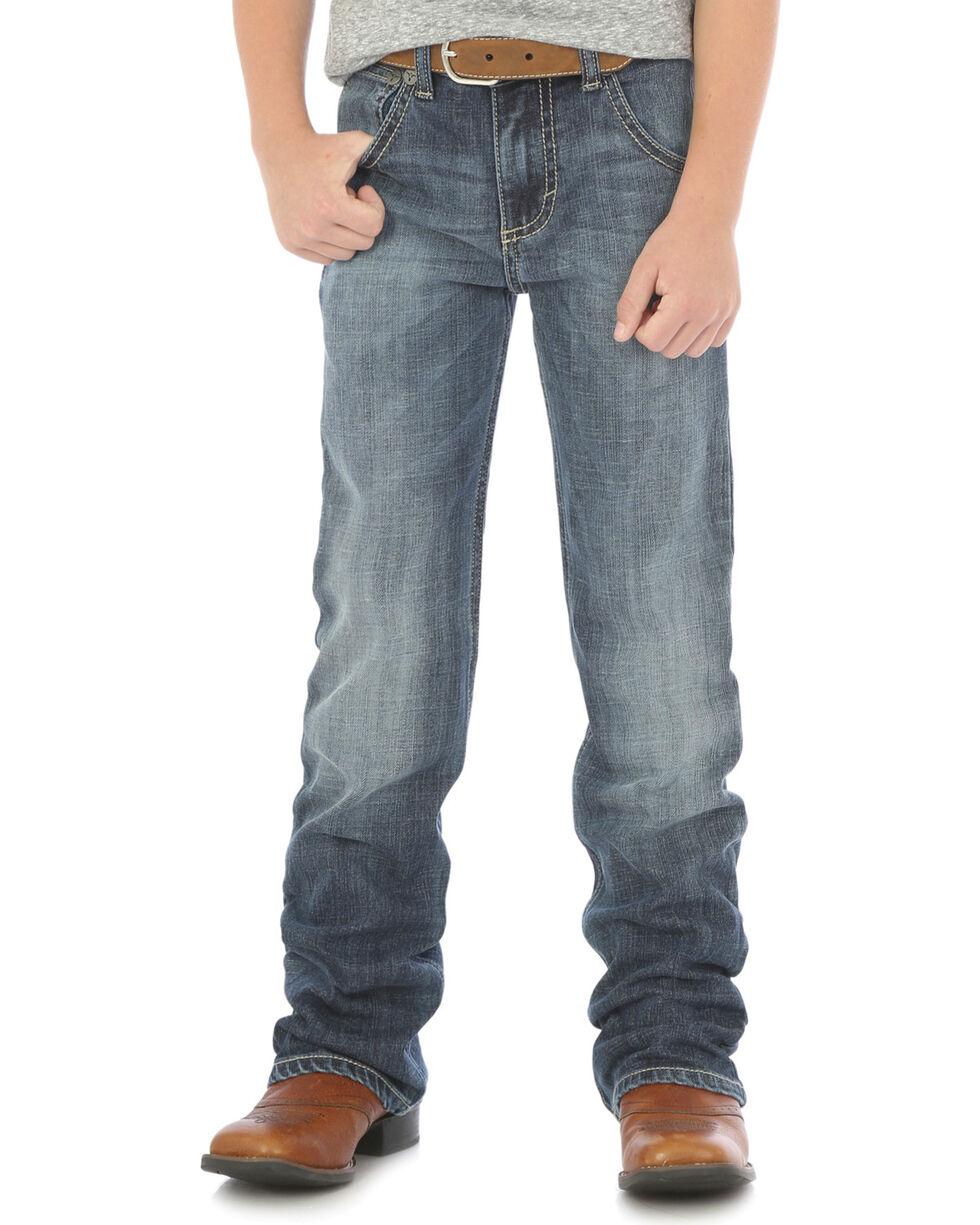 Wrangler Boys' (4-7) 20X No.42 Vintage Jeans - Boot Cut , Indigo, hi-res