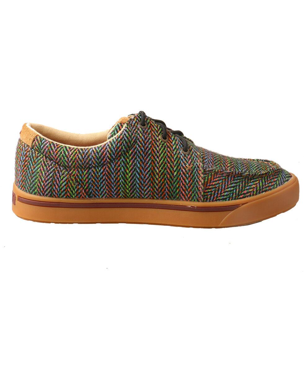 Twisted X Men's Serape Hooey Loper Shoes - Moc Toe, Multi, hi-res