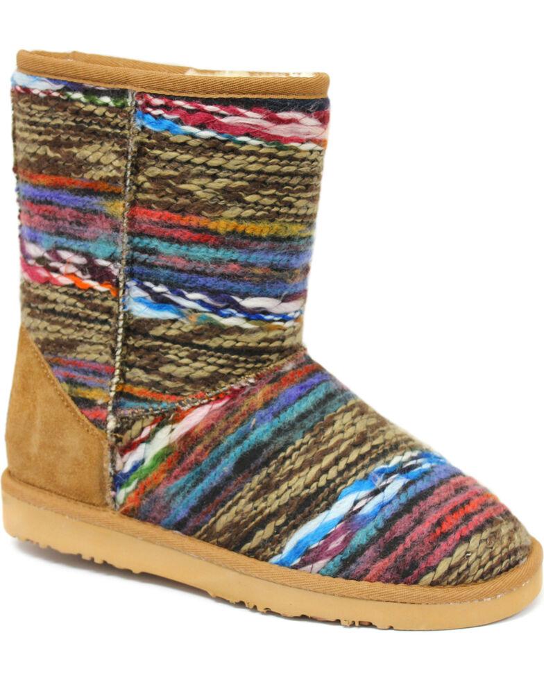 """Lamo Women's 9"""" Juarez Boots, Chestnut, hi-res"""