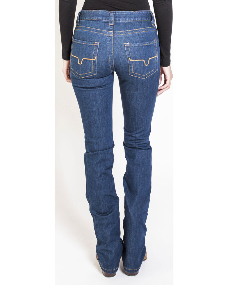Kimes Ranch Women's Betty 17 Modest Bootcut Jeans, Indigo, hi-res