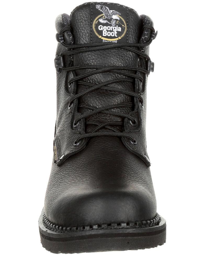 9fef2fd5efb Georgia Boot Men's Giant Waterproof Work Boots - Steel Toe