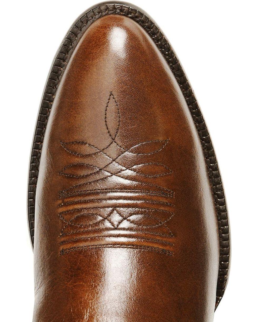 Nocona Men's Imperial Calf Skin Western Boots, Tan, hi-res